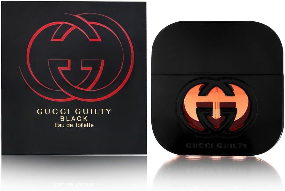 Gucci Guilty Black Eau De Toilette 30 Ml