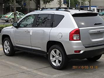 Roof Rack Cross Bars For Jeep Compass 2011 2012 2013 2014