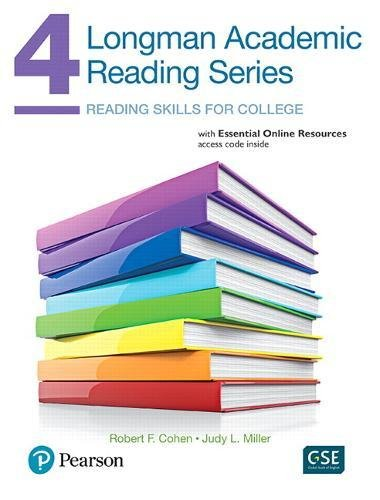 Longman Academic Reading Series 4 with Essential Online Resources ()