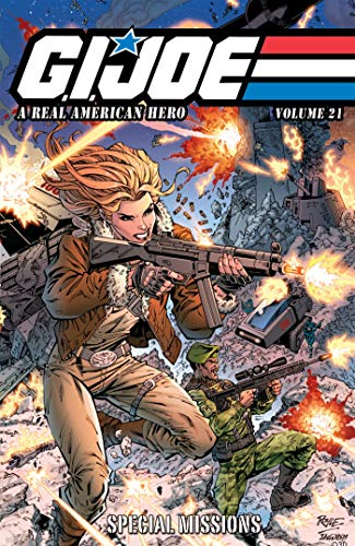 G.I. Joe: A Real American Hero Volume 21 (G.I. JOE RAH)