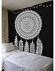 Indian Mandala Tapestry Multi-functional Wall Hanging Tapestry , 2724759117458