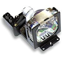 Eiki LC-XB28 Replacement Projector Lamp bulb with Housing - High Quality Compatible Lamp