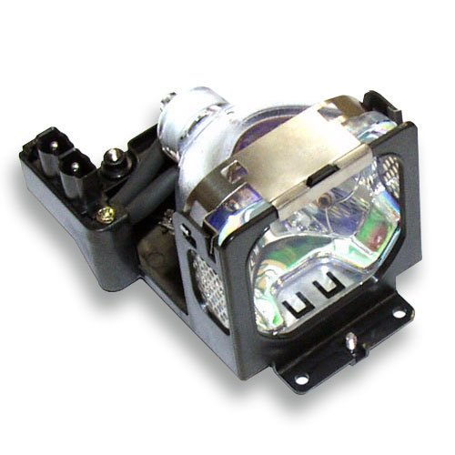 POA-LMP55 Replacement Lamp with Housing for PLCXU47 for Sanyo Products -