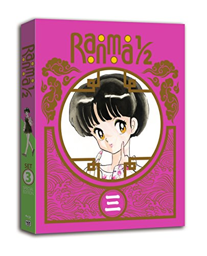 Ranma 1/2: TV Series Set 3 [Blu-ray]