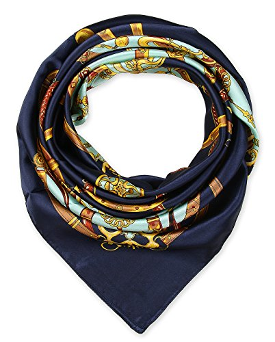 Ladies Square Scarves Headscarf Sleeping product image