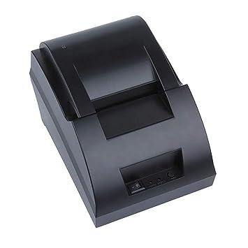 FFXENG Impresora térmica de Recibos, Impresora térmica de ...