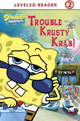 Trouble At The Krusty Krab Spongebob Squarepants Kindle Edition