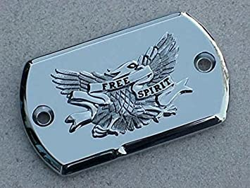 i5 CHROME FLUID CAP SCREWS for Honda Kawasaki Suzuki Yamaha