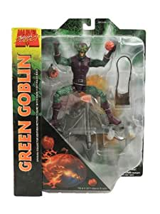 Marvel Select - Figura del Duende Verde, edición especial de coleccionista