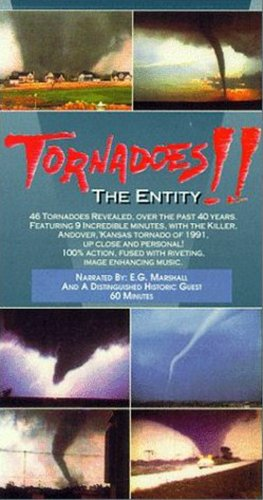 Tornadoes:The Entity/Narrated Version [VHS]