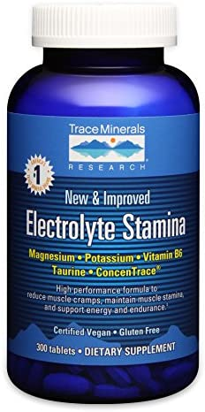Electrolyte Stamina Tablets Trace Minerals product image