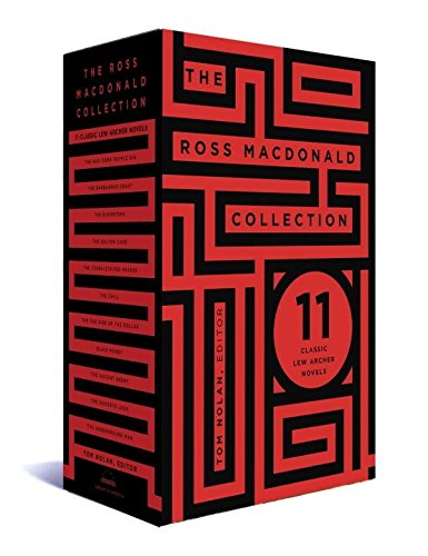 The Ross Macdonald Collection: 11 Classic Lew Archer Novels (Lew Archer: The Library of America, 264-279-295) by Library of America