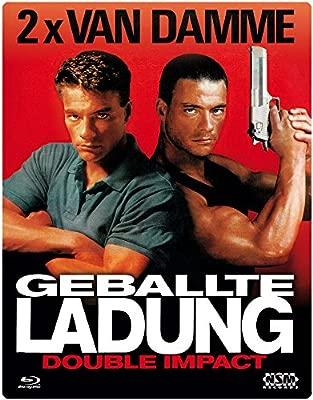 Geballte Ladung - Double Impact - Uncut - Futurepak Blu-ray ...