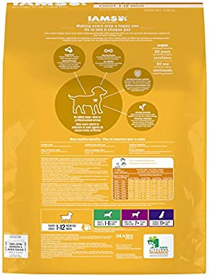 IAMS PROACTIVE HEALTH Smart Puppy Dry Puppy Food 15 Pounds