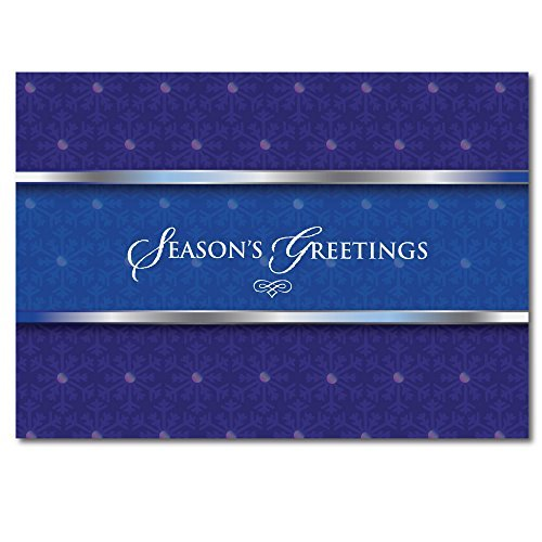 Season greetings cards amazon christmas holiday greeting card h1210 a wish of seasons greetings and a verse inside for companies or organizations to show appreciation m4hsunfo