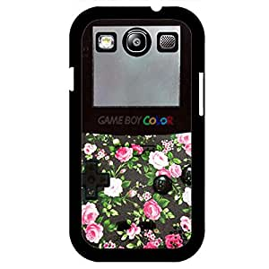 Fashion Color Flowers Pokemon Gameboy GB Phone Case Cover for Samsung Galaxy S3 I9300 GB Game Boy Hybrid Cover Shell