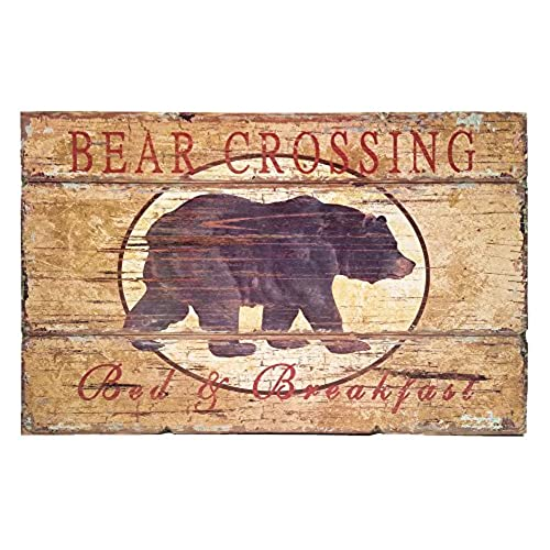 Black Bear Wall Decor: Amazon.com