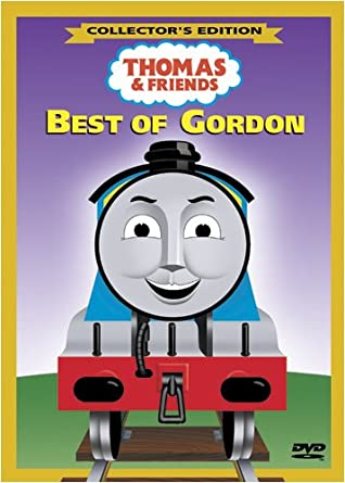 Color Thomas Friends Best Of Gordon