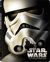 Following the destruction of the Death Star, Imperial forces pursue the Rebel Alliance to the ice planet Hoth. After a devastating defeat, Luke Skywalker (Mark Hamill) journeys to the planet Dagobah to train with the Jedi Master Yoda. Meanwhi...