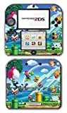 #6: New Super Mario Bros 2 3D Land World Luigi Goomba Video Game Vinyl Decal Skin Sticker Cover for Nintendo 2DS System Console