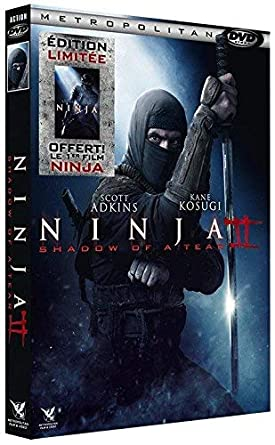Ninja II : Shadow of a Tear [Francia] [DVD]: Amazon.es ...
