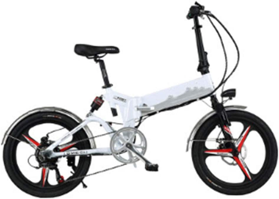 LILIJIA Bicicleta Eléctrica 20