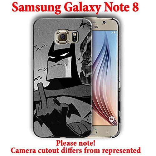sports shoes 1b070 e4a41 Batman for Samsung Galaxy Note 8 Hard Case Cover (bat2)