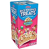 Kellogg's Rice Krispies Treats, Crispy Marshmallow Squares, Birthday...