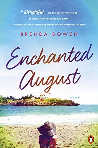 Enchanted August: A Novel (Portofino Shoes)