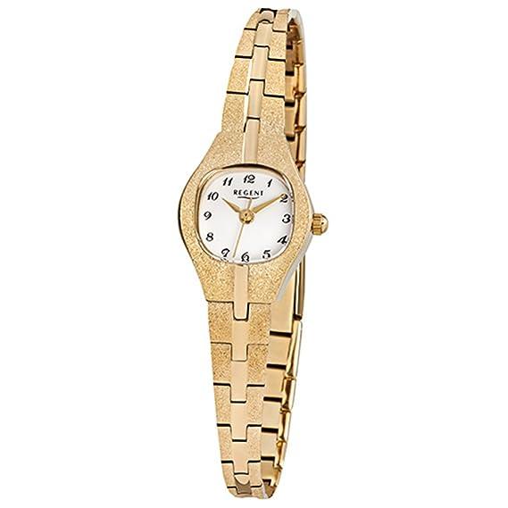 Regent Reloj mujer F308 latón oro