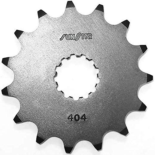 Sunstar 40416 16-Teeth 525 Chain Size Front Countershaft Sprocket
