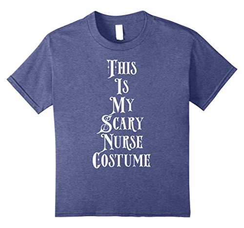 Kids This Is My Scary Nurse Costume Disturbing Mean Evil Psycho 12 Heather - Mean Ideas Costume Girls