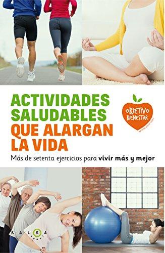 Descargar Libro Actividades Saludables Que Alargan La Vida Autores Varios