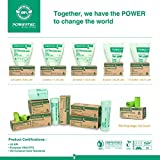 POWERTEC ASTM D6400 Certified Compostable Bags
