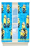 Cheap Universal MU440C Minions Testing In Progress Microfiber Drapes, 82 by 63-Inch