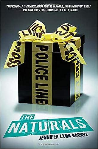 Amazon.com: The Naturals (9781423168232): Barnes, Jennifer Lynn: Books