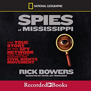 Spies of the Mississippi Audiobook