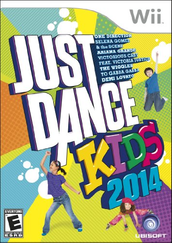 Just Dance Kids 2014 - Nintendo - 2014 Playlist