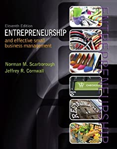 Entrepreneurship and Effective Small Business Management (11th Edition) from Pearson