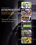Entrepreneurship and Effective Small Business Management 11th Edition