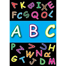 ABC books for kids [Basic A-Z Flash Cards] And ABC song [Animation mp4 Video]