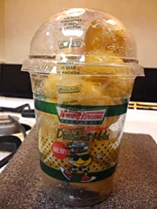 Krispy Kreme Doughnut Holes Cup Pack of 2