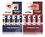 Claudia Stevens Eye Fix Mix Eye Cream and Lip Fix Mix Lip Plumper Trial Size Pack - 4 of Each! (8 Total!)