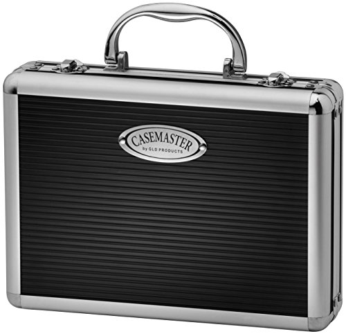 Casemaster Legion 9 Dart Aluminum Storage/Travel Case by Casemaster by GLD Products