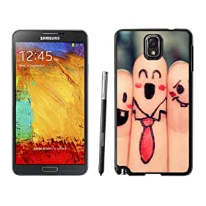 Custom and Personalized Cell Phone Case Design with Humor Friends Fingers Galaxy NOTE 3 N900P Wallpaper