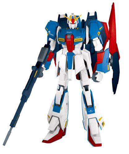 (Bandai Hobby MSX-006 Zeta Gundam 1/35, Bandai Jumbo Grade Action)