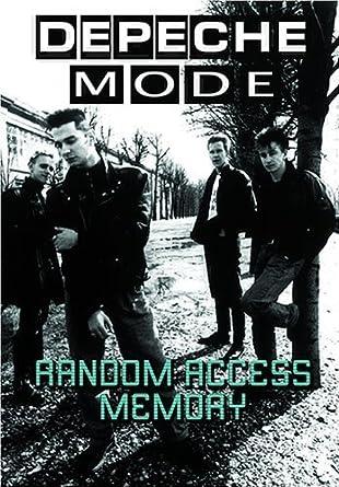 Depeche Mode - Random Access Memory Reino Unido DVD: Amazon.es: Depeche Mode, Depeche Mode: Cine y Series TV