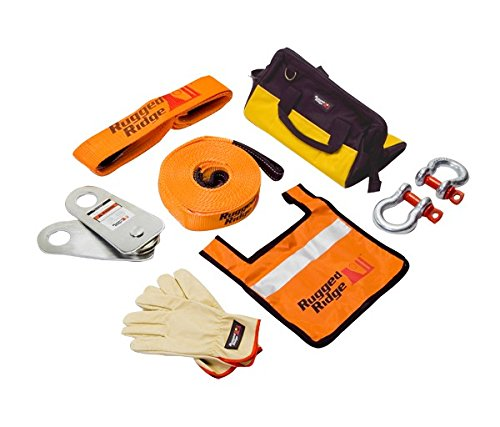 Rugged Ridge 15104.28 30,000lb XHD Recovery Gear Kit