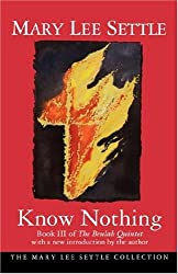 Know Nothing: Book III of the Beulah Quintet (Beulah Quintet S)