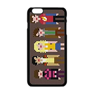 Big Bang Theory warm family Cell Phone Case for Iphone 6 Plus
